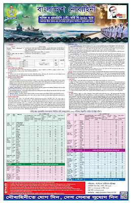 Bangladesh Navy New Job Circular 2020 Batch