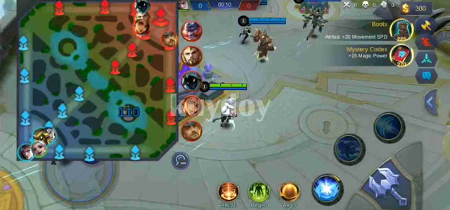Script Radar Map Drone View Terbaru Mobile Legends Speedy Version Work 100%