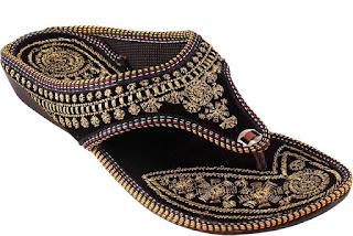 ZAISHA Women Black Flats