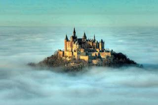 قلعة هوهنزولرن التاريخية في هيتشننغن بـ المانيا