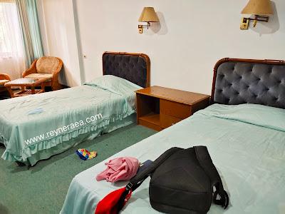 Menginap di hotel Ratu Rajawali BauBau