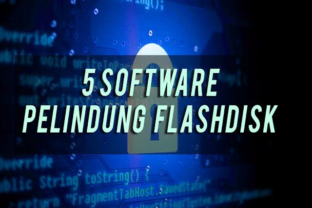5 Software Untuk Enkripsi dan Lindungi Data Pada Flashdisk USB Drive Anda