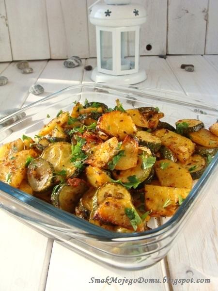 Briami, czyli warzywa z pieca po grecku