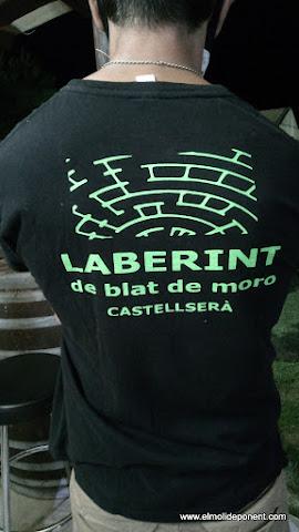 la samarreta del laberint