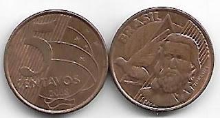 5 centavos, 2008