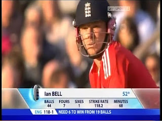 England vs New Zealand Only T20I 2008 Highlights