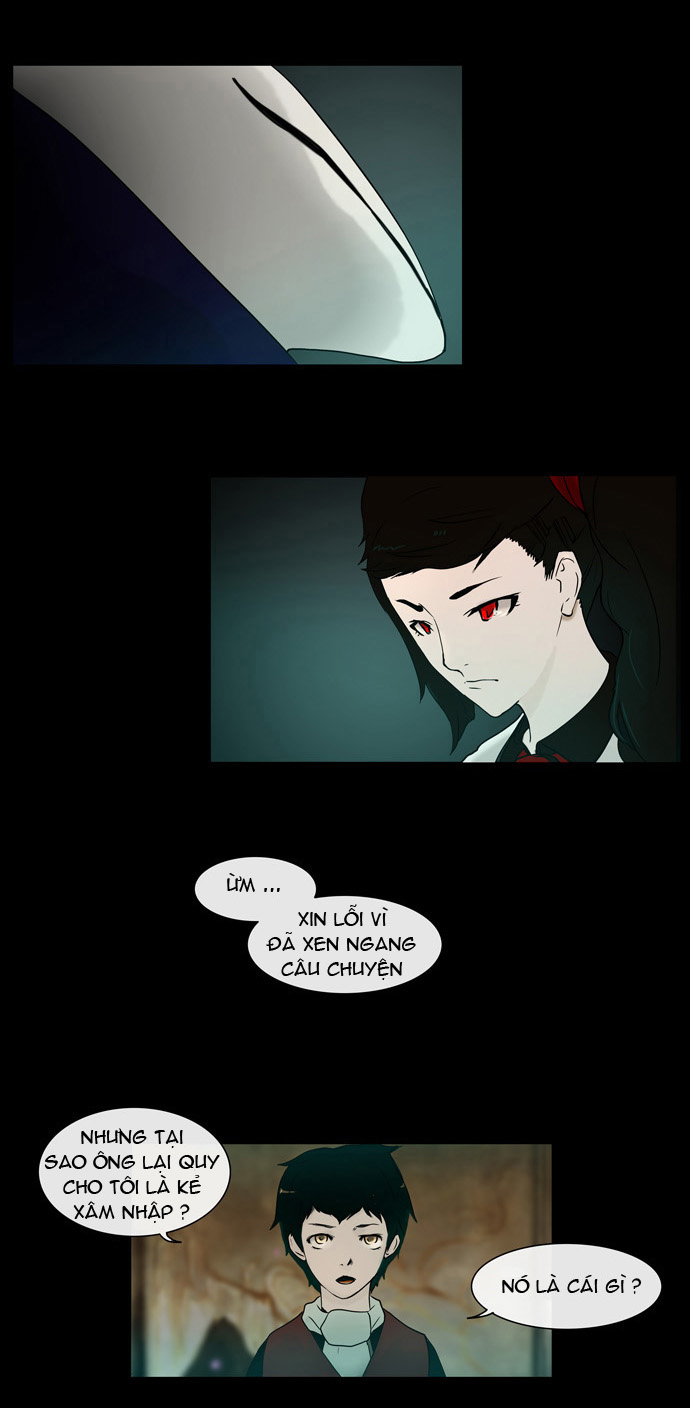 Tower of God chapter 2 trang 28