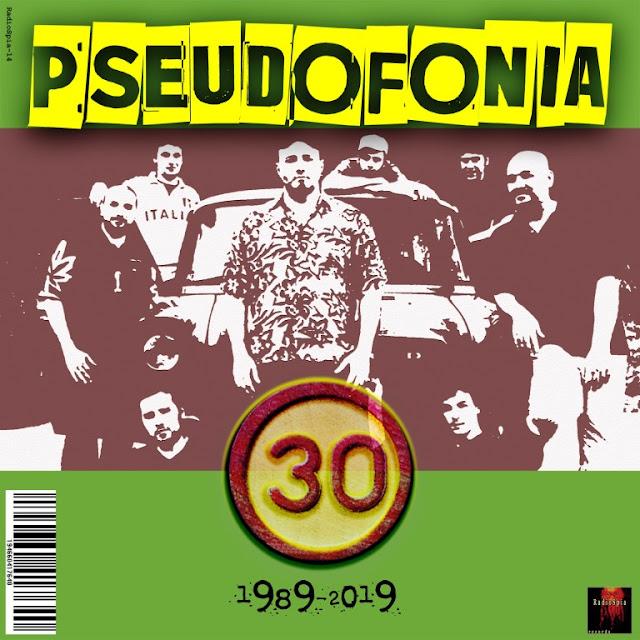 """""""Pseudofonia 30"""", il nuovo E.P. della band-culto di Capitanata. RadioSpia records lancia la distribuzione"""
