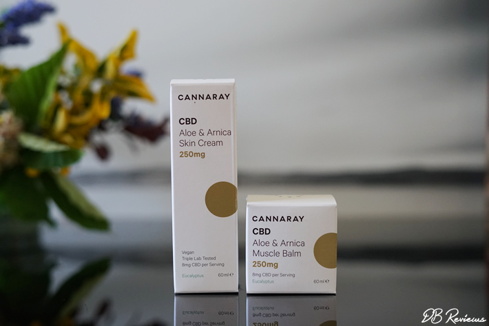 Cannaray CBD Products
