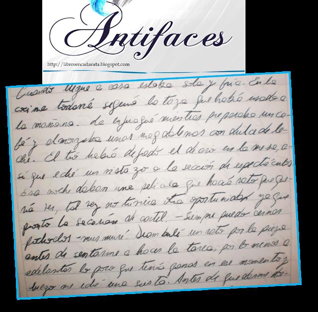 Antifaces_manuscrito