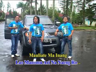 Chord Lagu Batak, Burjuni Dainangi - Mauliate Ma Inang