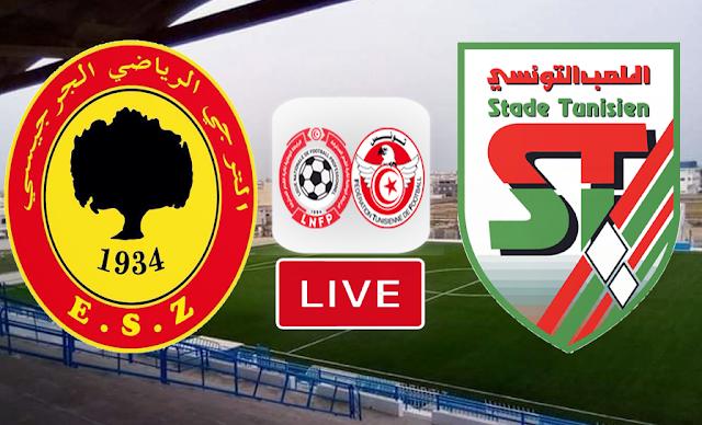 مشاهدة | بث مباشر مباراة الباراج الملعب التونسي والترجي الجرجيسي في الدوري التونسي - Match Match Barrage Ligue 1 Tunisie Flashscore