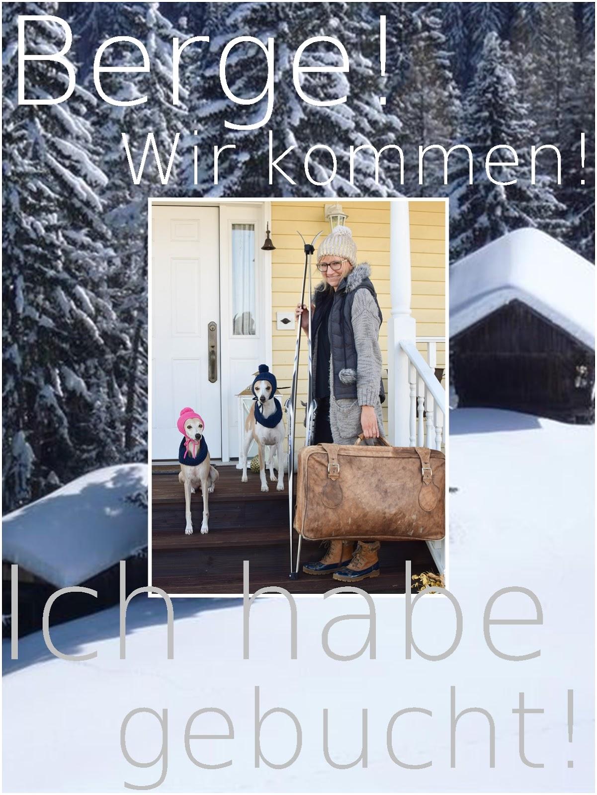 Winterurlaub: Ferienwohnung buchen mit Hund. In die Berge mit BestFewo und den Schnee genießen / Anzeige