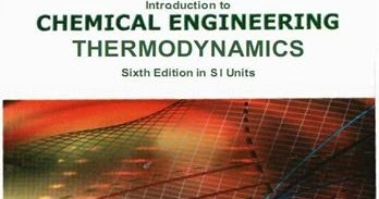 introduction  chemical engineering thermodynamics  edition  smith