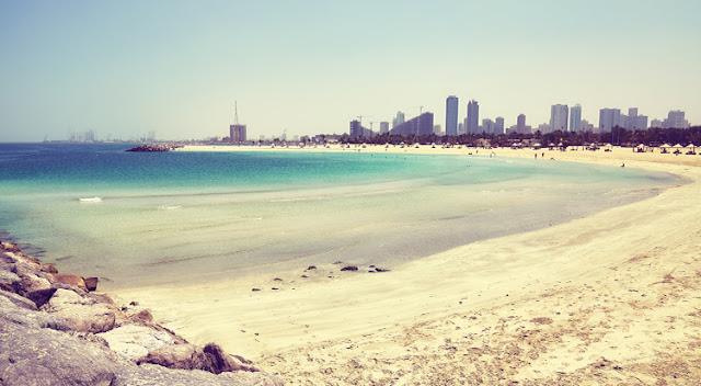 Mamzar Beach, Dubai