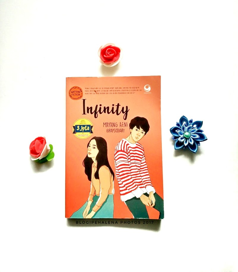 Novel Infinity Karya Mayang Aeni : Konflik Rumit Keluarga Hingga Luka Yang Terpendam