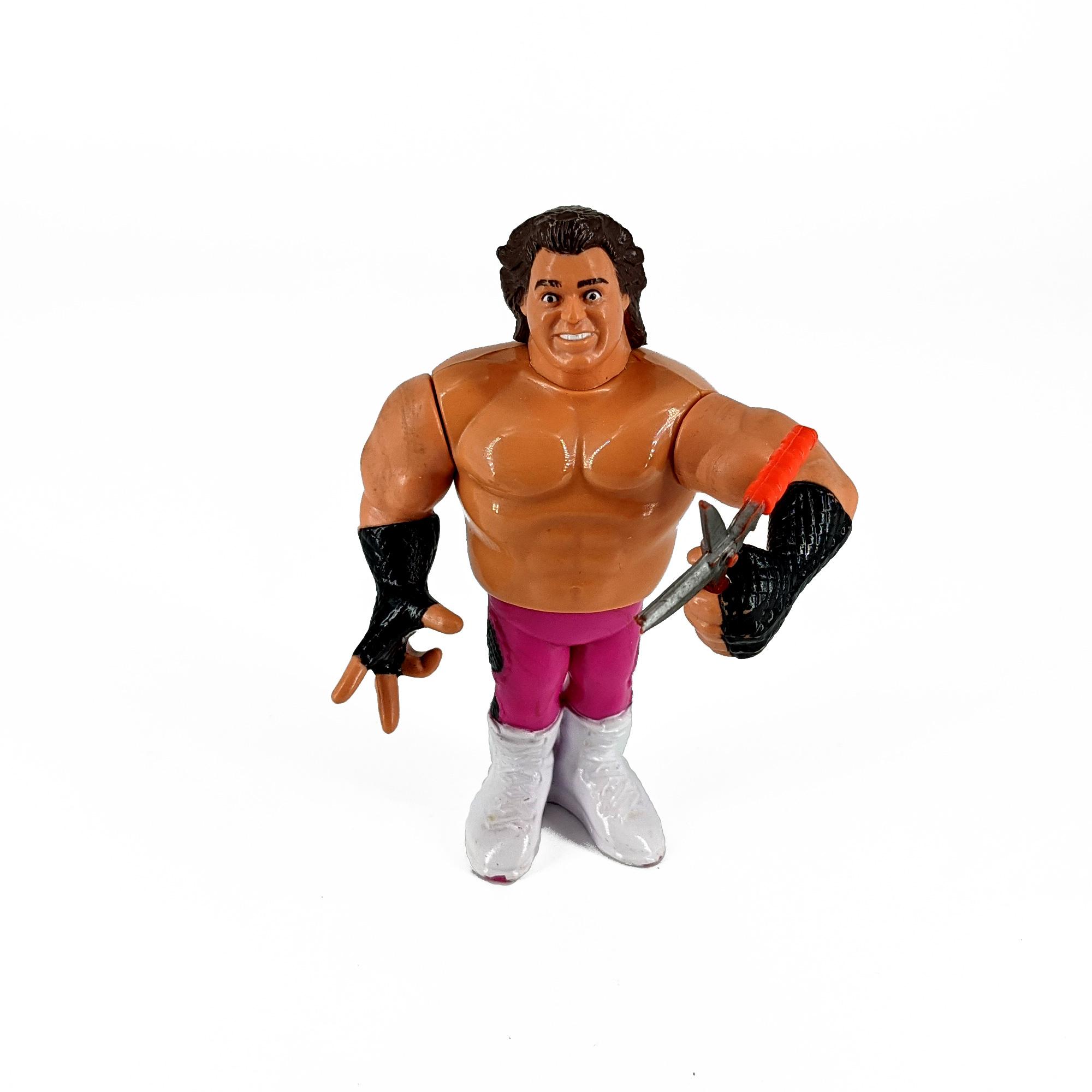 Figuras Pressing Catch WWF Brutus Beefcake