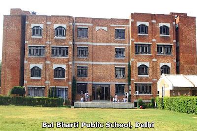 Bal Bharti Public School, Delhi