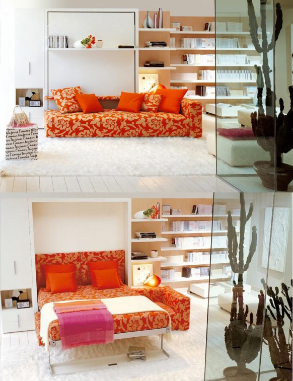 Creative Multi Purpose Furniture For Small Spaces