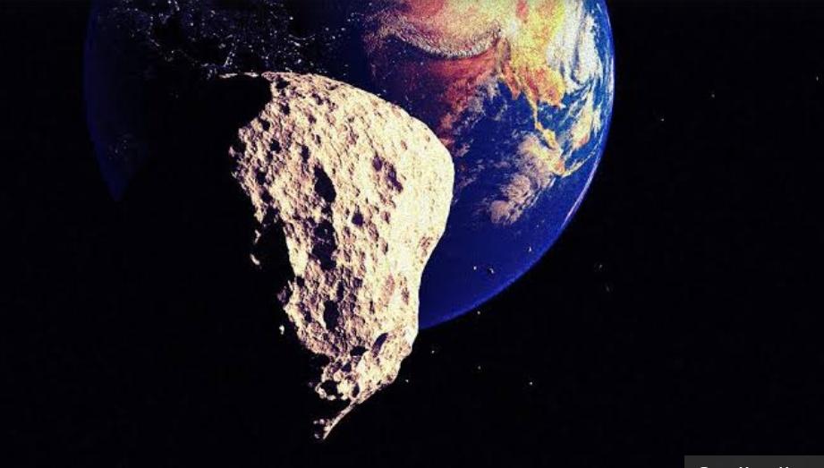 2019 ok asteroiti teğet geçti