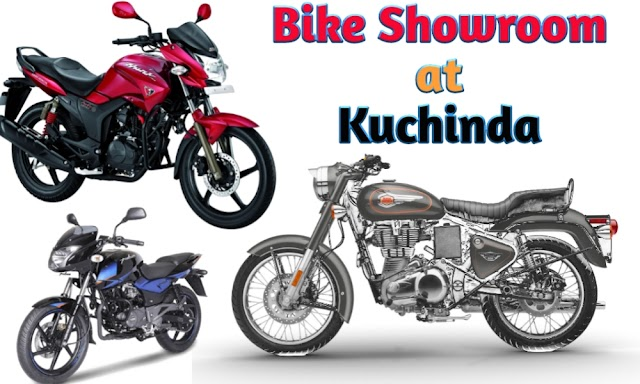 Bike Showroom at Kuchinda.