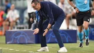 Juventus sacks Maurizio Sarri as their manager after one season