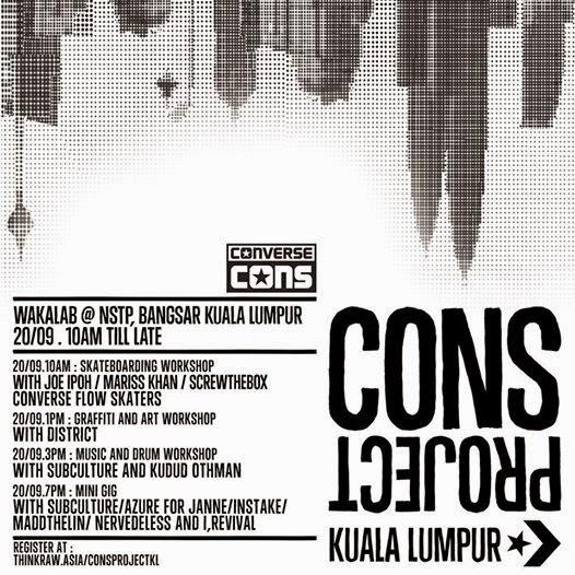 Cons Project Kuala Lumpur