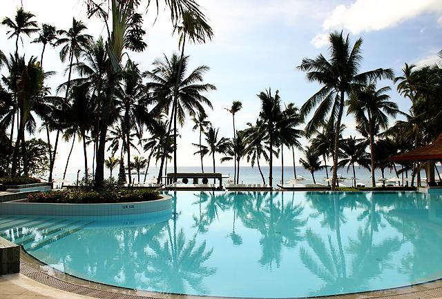 Dip In The Beach Or At Pool