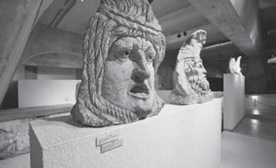 Fungsi karya seni rupa daerah berdasarkan bentuk, bahan dan teknik