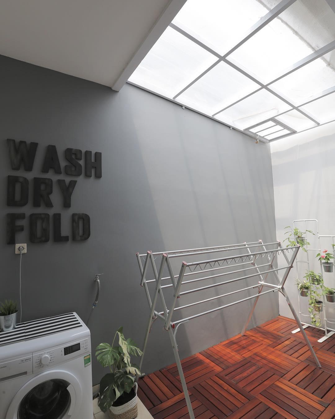 Cara Terbaik Dalam Membuat Tempat Untuk Jemuran Di Rumah Minimalis