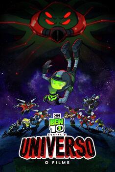 Ben 10 Contra o Universo: O Filme Torrent - WEB-DL 1080p Dual Áudio