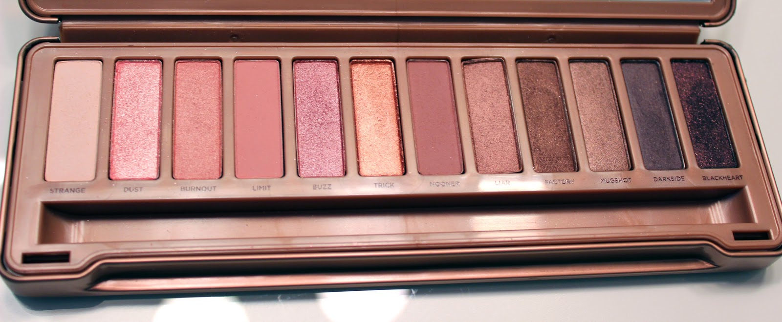 Luhivys Favorite Things Urban Decay Naked 3 Palette -8175
