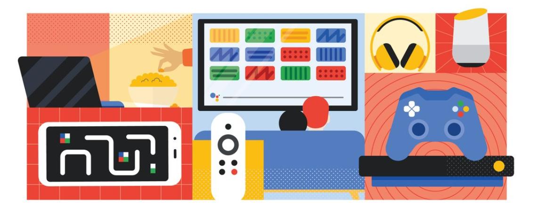 Coronavirus, le notizie e tutto l'intrattenimento casalingo da Google