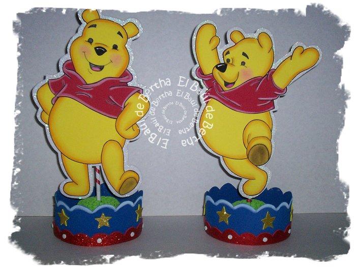 KIT Fiesta Infantil con Winnie Pooh Mini%2BCDM%2BWinnie%2BPooh