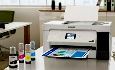 Complete Guidelines to Perform the Epson ET 2650 Setup
