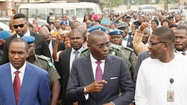 We can't afford to fail Lagosians, Sanwo-Olu tells workers .Promises to Address Concerns of Workforce on Minimum Wage