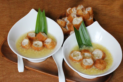 Tau Suan (豆爽) -Split Bean Dessert Soup