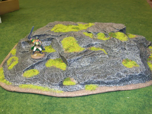 Gale Force Nine Battlefield in a Box Extra Large Rocky Hill
