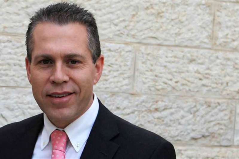 Israel appoints Gilad Ardan as new ambassador to America: I will work to strengthen the alliance between the two countries