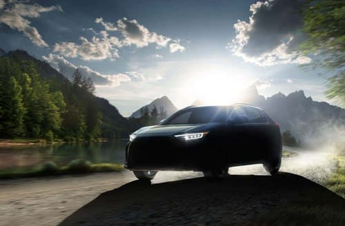 Subaru is dying for its first electric car, the Solterra