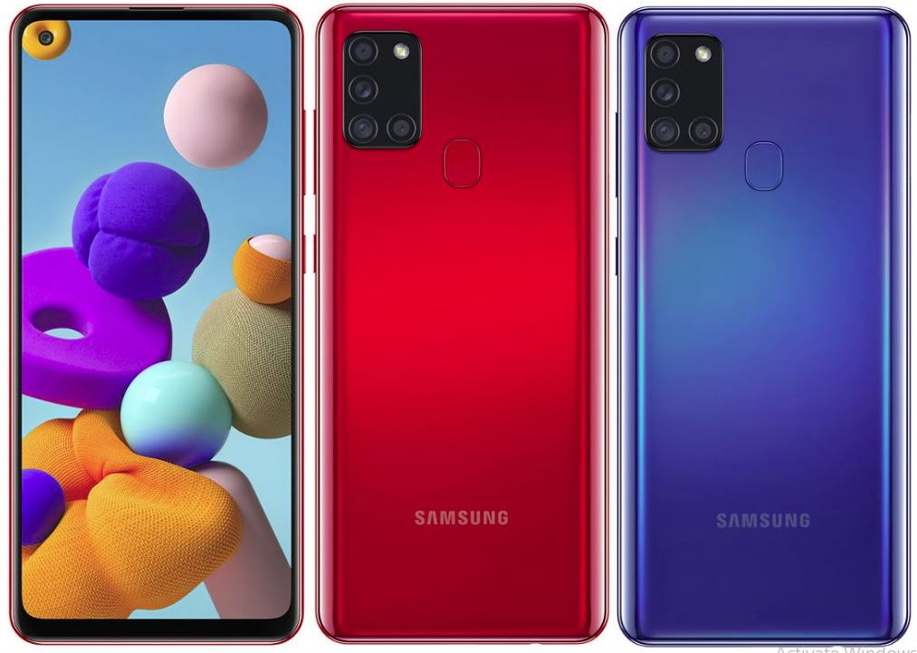 Samsung Galaxy A21s with Android 10 Features official introduced
