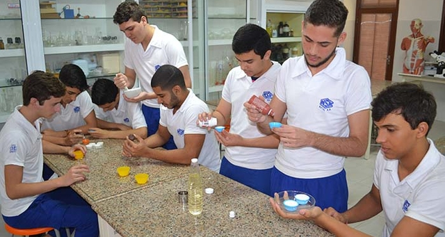 Natal: Alunos do Colégio das Neves criam pastilha contra o Aedes aegypti