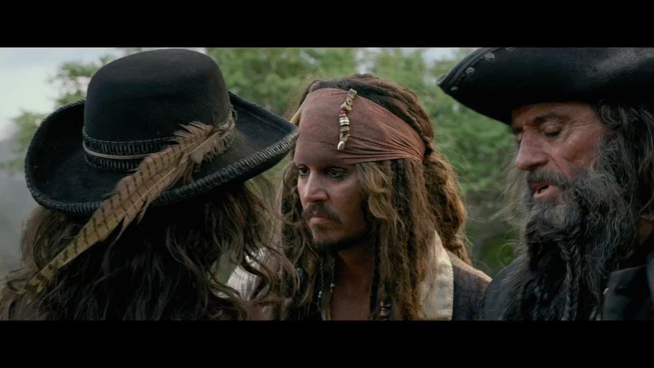 Piratas del Caribe 4: Navegando en Aguas Misteriosas (2011) BRRip Full HD 1080p Latino - Ingles captura 4