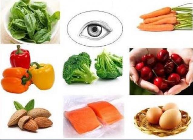 Gli scienziati trovano che cambiare la dieta può aiutare a prevenire la perdita della vista