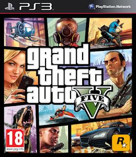 Baixar Jogo - Grand Theft Auto 5 – PS3