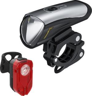 Distinq fietsverlichting fietslamp voor en achter