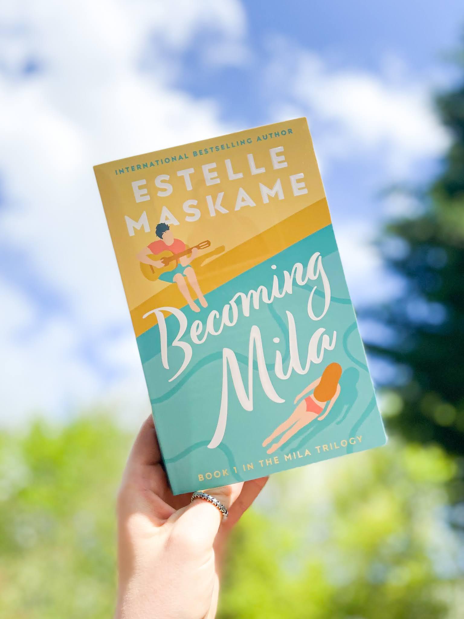 Becoming Mila - Estelle Maskame | Spoiler Free Book Review