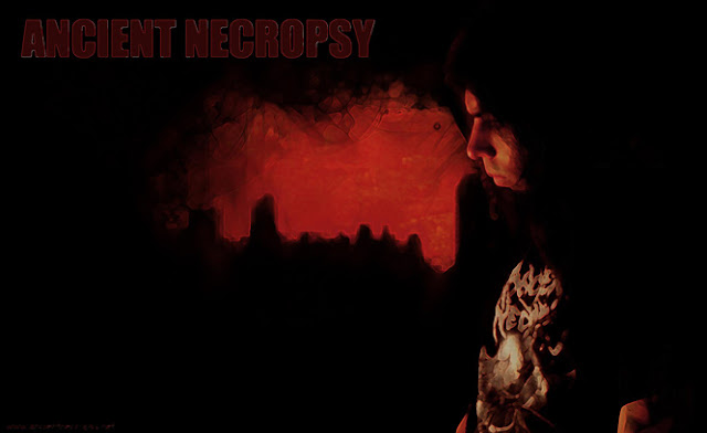 Colombian Metal - Ancient Necropsy - Metal Latino