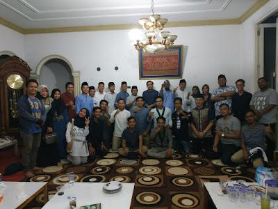 Muhammad Ersad Terpilih Sebagai Ketua PMD KAHMI Lampung Tengah