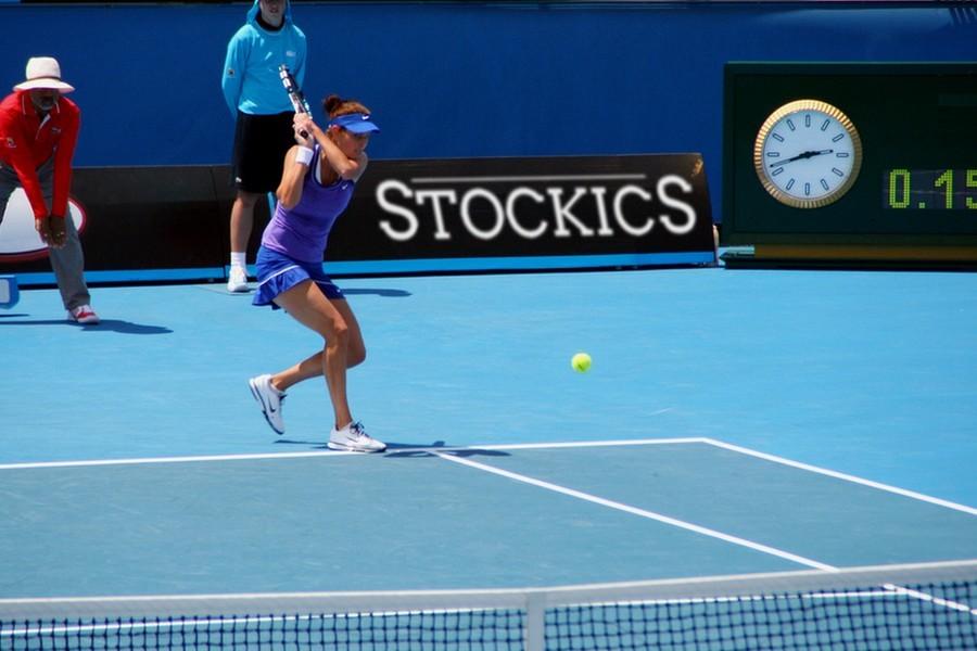 Stockics Mock Tennis